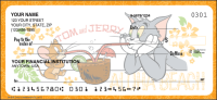 Tom & Jerry Warner Bros Personal Checks - 1 Box