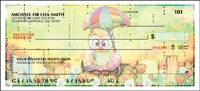 Owls Animal Personal Checks - 1 Box