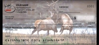 Rocky Mountain Elk Foundation Personal Checks - 1 box