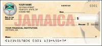 Jamaica World Soccer Personal Checks - 1 box