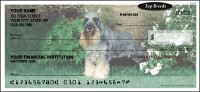 Top Breeds - Miniature Schnauzer Personal Checks - 1 box