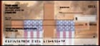 God and Country Personal Checks - 1 box