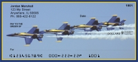 Navy Planes in Action Personal Checks