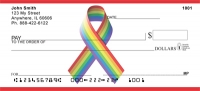 LGBT Pride & Awareness Personal Checks