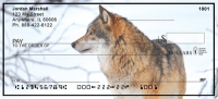 Wolves in the Wild Personal Checks