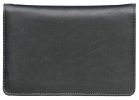 Top Stub Checks Leather Checkbook Cover