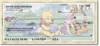 Storybook Pooh Disney Personal Checks - 1 Box