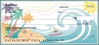 Tropical Moods Personal Checks - 1 box