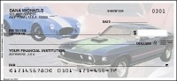 Muscle Car Personal Checks - 1 box