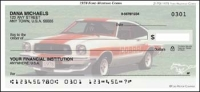 1978 Ford Mustang Cobra Personal Checks - 1 box