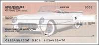 1953 Corvette Personal Checks - 1 box