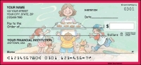 Gary Patterson Super Mom Personal Checks - 1 box